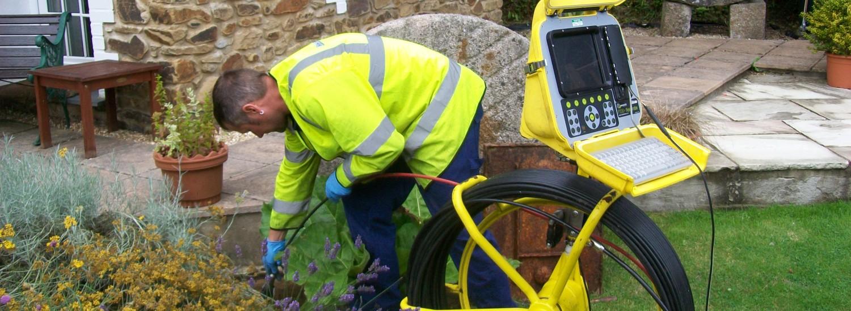 blocked drain services Surrey