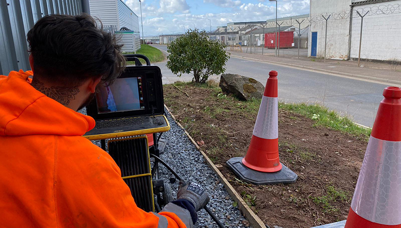 CCTV Drain Survey Service